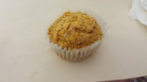Healthy Gluten Free Corn Muffin