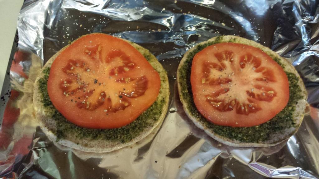Mmm...Vine Ripened Tomato Slices!
