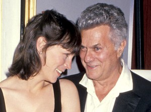 Jamie Lee Curtis and Tony Curtis (Photo by Jim Smeal/WireImage)