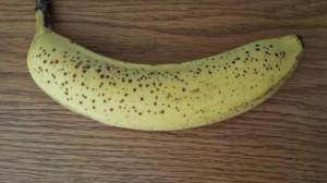 Perfect Ripe Banana!