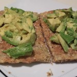 Grain Free Paleo Toast With Sesame Seeds