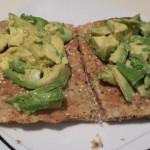 Grain Free Paleo Toast With Sesame Seeds