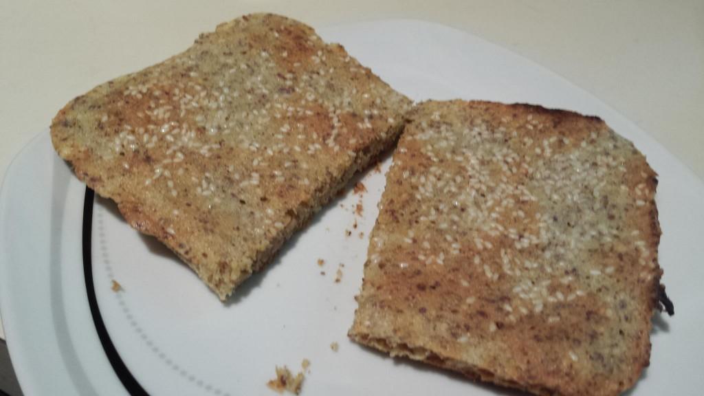 paleo toast