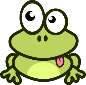 Lighthearted Toad