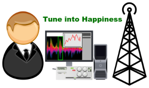 Tune into Happiness!